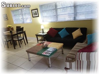 Image 5 furnished 1 bedroom Apartment for rent in South Miami, Miami Area