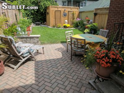 Image 9 furnished 1 bedroom Townhouse for rent in Ottawa Central, Ottawa Area