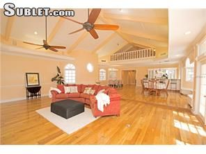 Image 3 either furnished or unfurnished 4 bedroom House for rent in Clearwater, Pinellas (St. Petersburg)