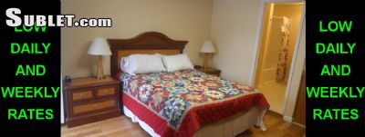 Image 1 furnished 3 bedroom Hotel or B&B for rent in Rensselaer (Troy), Central NY
