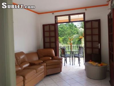 Image 2 furnished 2 bedroom House for rent in Sainte Anne, Guadeloupe