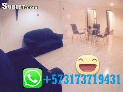 Image 1 Furnished room to rent in La Candelaria, Bogota 4 bedroom Apartment