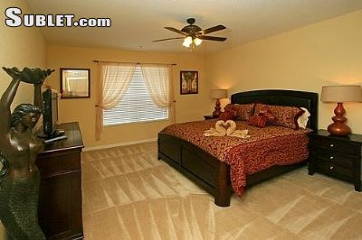 Image 3 either furnished or unfurnished 3 bedroom Apartment for rent in Orlando (Disney), Orange (Orlando)