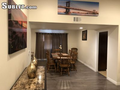 Image 2 furnished 3 bedroom House for rent in Garden Grove, Orange County
