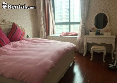 Image 1 furnished 3 bedroom Apartment for rent in Zhonglou, Changzhou