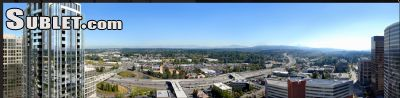 Image 4 unfurnished 1 bedroom Apartment for rent in Bellevue, Seattle Area