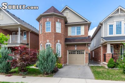 Image 1 furnished 4 bedroom House for rent in Brampton, Toronto Area