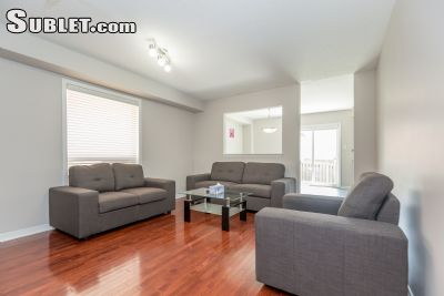 Image 2 furnished 3 bedroom House for rent in Brampton, Peel Region