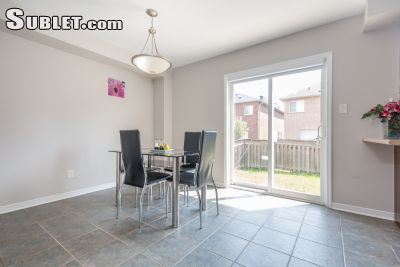 Image 4 furnished 3 bedroom House for rent in Brampton, Peel Region