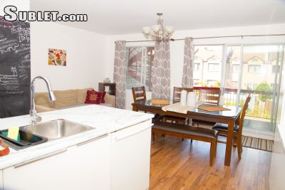 Image 6 furnished 4 bedroom House for rent in Southwest, Montreal Area