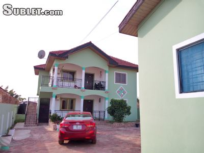 Image 1 furnished 2 bedroom Apartment for rent in Accra, Ghana