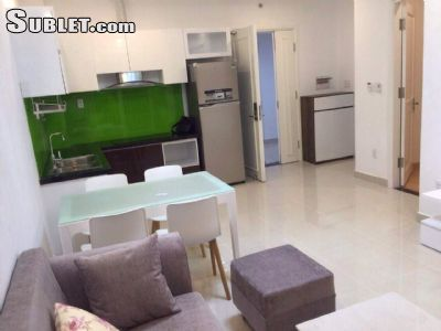 Image 1 furnished 1 bedroom Apartment for rent in Vung Tau, Ba Ria Vung Tau