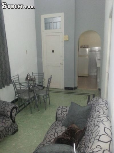 Image 5 furnished 1 bedroom Apartment for rent in Centro Habana, Ciudad Habana