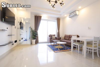 Image 2 furnished 1 bedroom Apartment for rent in Vung Tau, Ba Ria Vung Tau