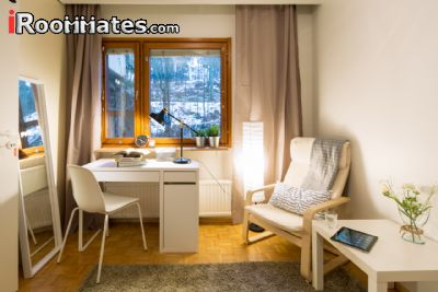 Image 1 Furnished room to rent in Kaarela, Helsinki 5 bedroom Apartment