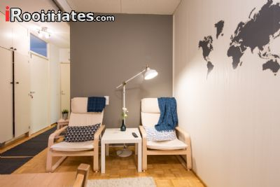 Image 2 Furnished room to rent in Kaarela, Helsinki 5 bedroom Apartment