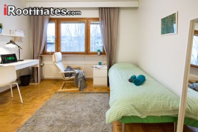 Image 4 Furnished room to rent in Kaarela, Helsinki 5 bedroom Apartment