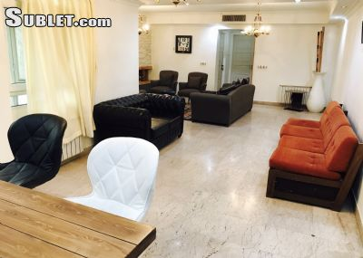 Image 2 either furnished or unfurnished 2 bedroom Apartment for rent in Tehran, Tehran