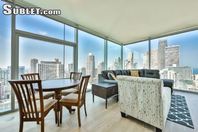 Image 2 furnished 3 bedroom Apartment for rent in Near North, Downtown