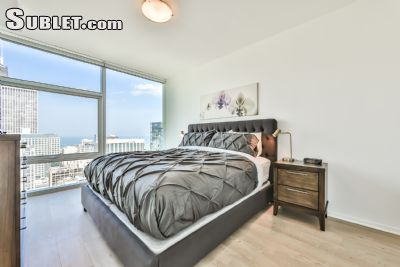 Image 5 furnished 3 bedroom Apartment for rent in Near North, Downtown
