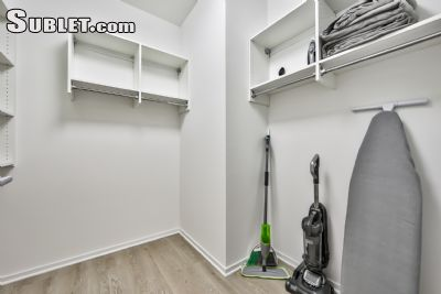 Image 6 furnished 3 bedroom Apartment for rent in Near North, Downtown