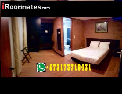 Image 1 Furnished room to rent in Chapinero, Bogota 5 bedroom House