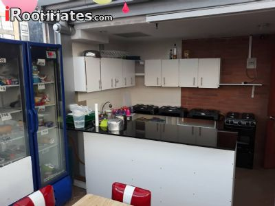 Image 5 Furnished room to rent in Chapinero, Bogota 5 bedroom House