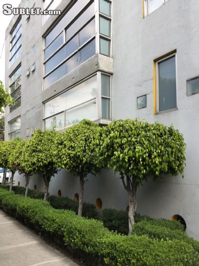Image 2 furnished 2 bedroom Senior Housing for rent in Cuauhtemoc, Mexico City