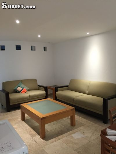 Image 6 furnished 2 bedroom Senior Housing for rent in Cuauhtemoc, Mexico City