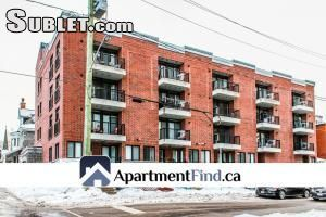 Image 1 furnished 2 bedroom Apartment for rent in Sandy Hill, Central Ottawa