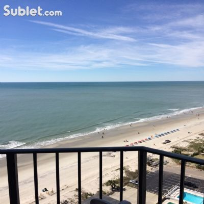 Image 1 furnished 2 bedroom Apartment for rent in Myrtle Beach, Horry County