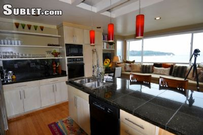 Image 2 furnished 2 bedroom Apartment for rent in Belvedere, Marin County