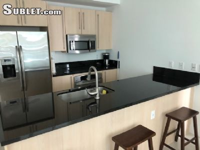 Image 3 furnished 1 bedroom Apartment for rent in Brickell Avenue, Miami Area