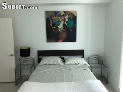 Image 4 furnished 1 bedroom Apartment for rent in Brickell Avenue, Miami Area