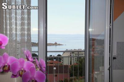 Image 1 furnished 3 bedroom Apartment for rent in Makarska, Split Dalmatia