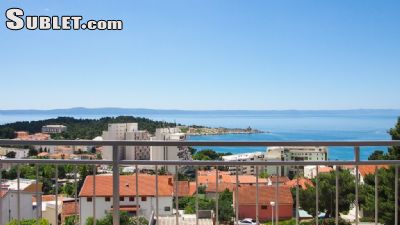 Image 2 furnished 3 bedroom Apartment for rent in Makarska, Split Dalmatia