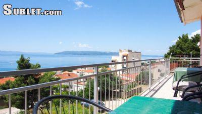 Image 3 furnished 3 bedroom Apartment for rent in Makarska, Split Dalmatia