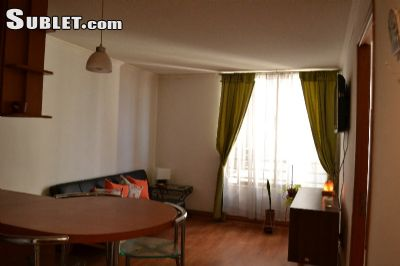 Image 1 furnished 1 bedroom Apartment for rent in Recoleta, Santiago City