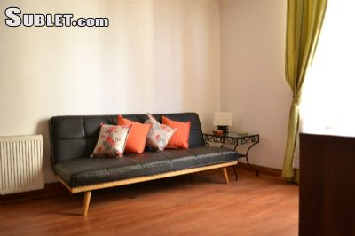 Image 2 furnished 1 bedroom Apartment for rent in Recoleta, Santiago City