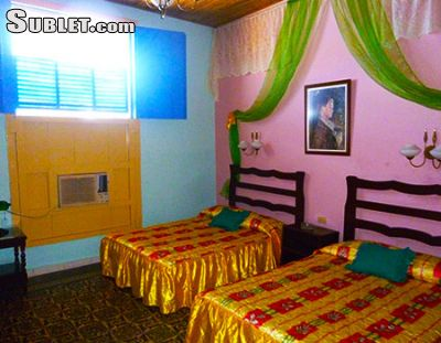 Image 1 Furnished room to rent in Guantanamo, Guantanamo 1 bedroom Apartment