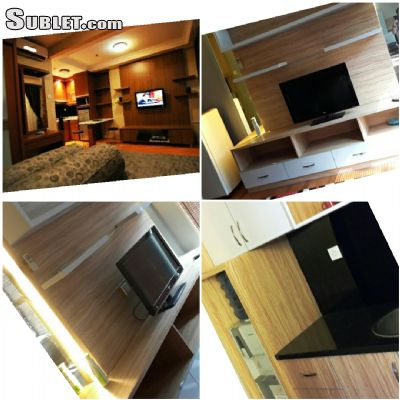 Image 5 Furnished room to rent in South Jakarta, Jakarta 1 bedroom Apartment