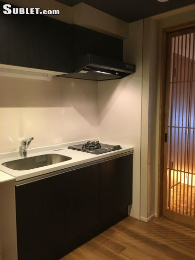 Image 3 furnished 1 bedroom Apartment for rent in Kyoto, Kyoto