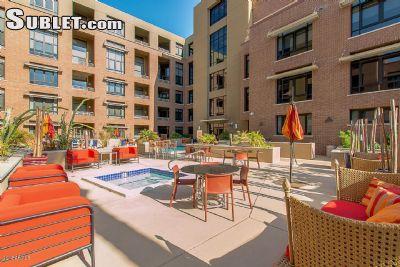 Image 1 furnished 1 bedroom Loft for rent in Scottsdale Area, Phoenix Area