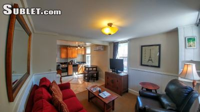 Image 2 furnished 1 bedroom House for rent in Capitol Hill, DC Metro