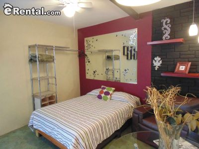 Image 2 Furnished room to rent in Alvaro Obregon, Mexico City 1 bedroom Apartment