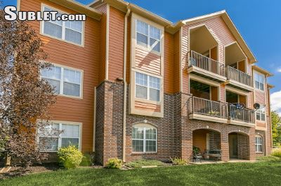 Image 8 either furnished or unfurnished 1 bedroom Apartment for rent in Liberty, Kansas City Area