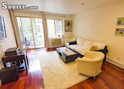 Image 1 furnished 1 bedroom Apartment for rent in Village-East, Manhattan