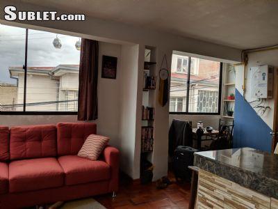 Image 2 furnished 1 bedroom Apartment for rent in La Paz, La Paz BO