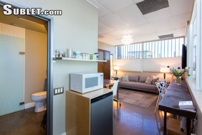 Image 3 either furnished or unfurnished Studio bedroom Apartment for rent in Marina del Rey, West Los Angeles