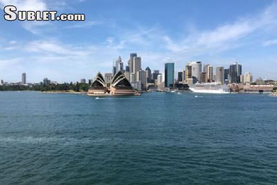 Image 1 furnished 2 bedroom Apartment for rent in Kirribilli, North Shore